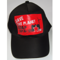 Keps: Save the planet Scrap Capitalism CWI